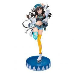 The Idolmaster Cinderella Girls statuette 1/7 Akira Sunazuka: Streaming Cheer Wing