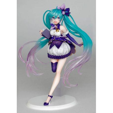Vocaloid statuette Hatsune Miku 3rd Season Winter Ver. Taito Prize