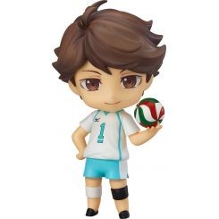 Haikyu!! figurine Nendoroid Toru Oikawa Orange Rouge