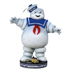 SOS Fantômes Head Knocker Stay Puft Neca