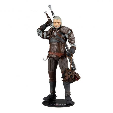 The Witcher figurine Geralt McFarlane Toys