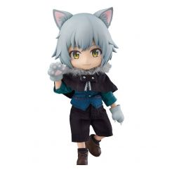 Original Character figurine Nendoroid Doll Wolf: Ash Good Smile Company