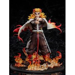 Demon Slayer: Kimetsu no Yaiba statuette 1/8 Mugen Train Kyojuro Rengoku Aniplex