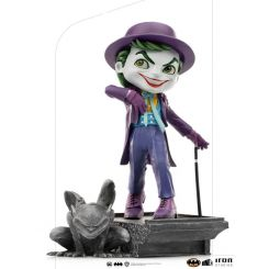 Batman 89 figurine Mini Co. The Joker Iron Studios