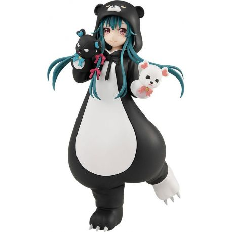 Kuma Kuma Kuma Bear statuette Pop Up Parade Yuna Good Smile Company