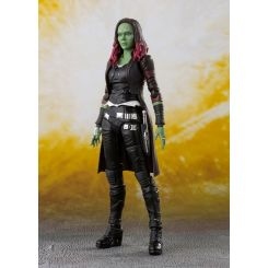 Avengers Infinity War figurine S.H. Figuarts Gamora Bandai Tamashii Nations