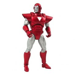 Marvel Select figurine Silver Centurion Iron Man Diamond Select