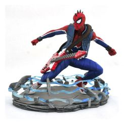 Spider-Man 2018 Marvel Video Game Gallery statuette Spider-Punk Diamond Select