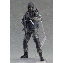 Metal Gear Solid 2 Sons of Liberty figurine Figma Gurlukovich Soldier Max Factory