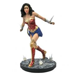 Wonder Woman 1984 DC Movie Gallery statuette Wonder Woman Diamond Select