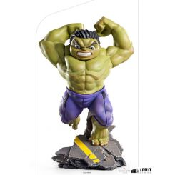 The Infinity Saga figurine Mini Co. Hulk Iron Studios