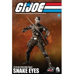G.I. Joe figurine 1/6 Snake Eyes ThreeZero