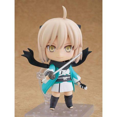 Fate/Grand Order figurine Nendoroid Saber/Okita Souji Ascension Ver. Good Smile Company