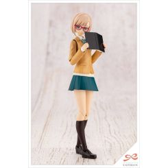 Sousai Shojo Teien figurine Plastic Model Kit 1/10 Koyomi Takanashi Ryobu High School Winter Clothes Kotobukiya