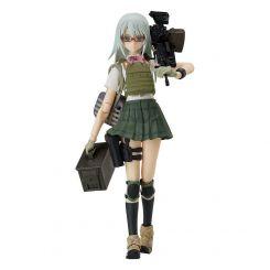 Little Armory figurine Figma Ai Nishibe Tomytec