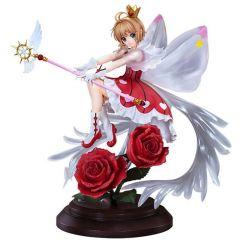 Cardcaptor Sakura : Clear Card statuette 1/7 Sakura Kinomoto Rocket Beat Ver. Wing