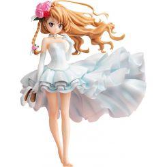 Toradora statuette 1/7 Taiga Aisaka: Wedding Dress Ver. Chara-Ani