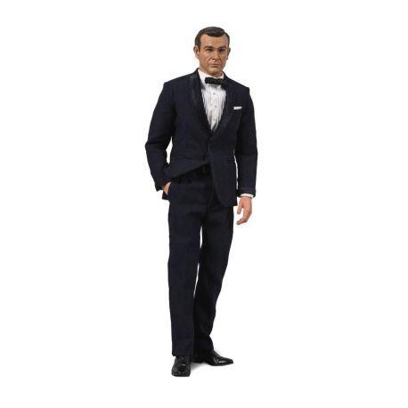 James Bond 007 contre Dr No figurine Collector Figure Series 1/6 James Bond Limited Edtion BIG Chief Studios