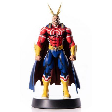 My Hero Academia figurine All Might Silver Age (Standard Edition) First 4 Figures