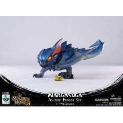 Monster Hunter statuette Nargacuga Animegami Studios