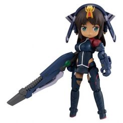 Alice Gear Aegis figurine Desktop Army Shitara Kaneshiya Tenki Version Megahouse