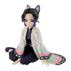 Demon Slayer Kimetsu no Yaiba statuette G.E.M. Shinobu Kocho Palm Size Edition Megahouse