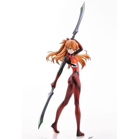 Evangelion: 3.0+1.0 Thrice Upon a Time statuette 1/6 Asuka Shikinami Langley (EVA2020) Amakuni