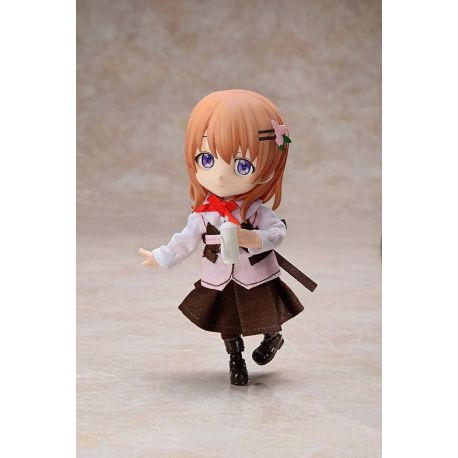 Is the Order a Rabbit? figurine Chibikko Doll Cocoa Funny Knights