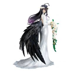 Overlord III statuette 1/8 Albedo Wedding Dress Vers. Furyu