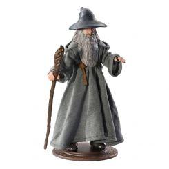 Le Seigneur des Anneaux figurine flexible Bendyfigs Gandalf Noble Collection