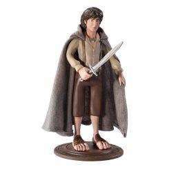 Le Seigneur des Anneaux figurine flexible Bendyfigs Frodo Baggins Noble Collection