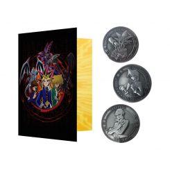 Yu-Gi-Oh! pack 3 pièces de collection FaNaTtik