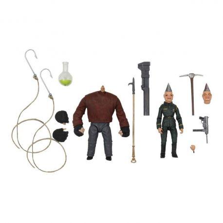 Puppet Master pack 2 figurines Ultimate Pinhead & Tunneler Neca