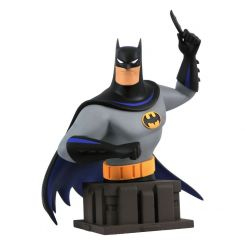 Batman The Animated Series buste Batman with Batarang Diamond Select