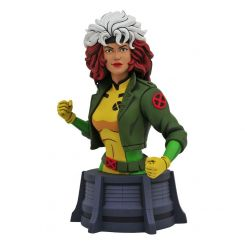 Marvel X-Men Animated Series buste Rogue Diamond Select