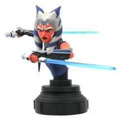Star Wars The Clone Wars buste 1/7 Ahsoka Tano Gentle Giant