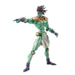 JoJo's Bizarre Adventure figurine Super Action Chozokado (Star Platinum) Medicos Entertainment
