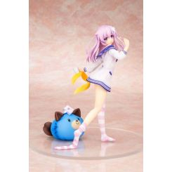 Hyperdimension Neptunia statuette 1/8 Nepgear Wake Up Version Broccoli