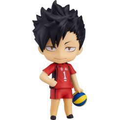 Haikyu!! Third Season figurine Nendoroid Tetsuro Kuroo Orange Rouge