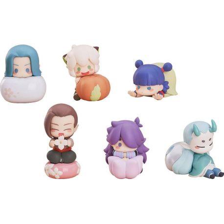 The Legend of Hei pack 6 figurines Wagashi Good Smile Arts Shanghai
