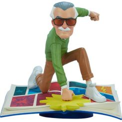 Marvel Designer Series statuette The Marvelous Stan Lee by Gabriel Soares Unruly Industries