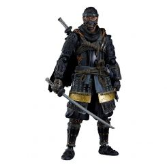 Ghost of Tsushima figurine Figma Jin Sakai Good Smile Company