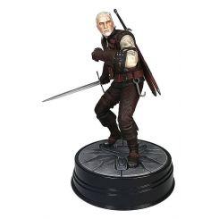 Witcher 3 Wild Hunt statuette Geralt Manticore Dark Horse