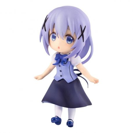 Is the Order a Rabbit statuette Bloom Chino Plum