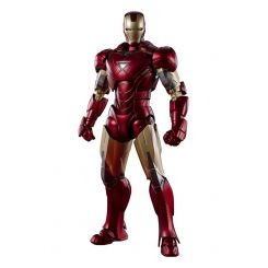 Avengers figurine S.H. Figuarts Iron Man Mark 6 (Battle of New York Edition) Bandai Tamashii Nations