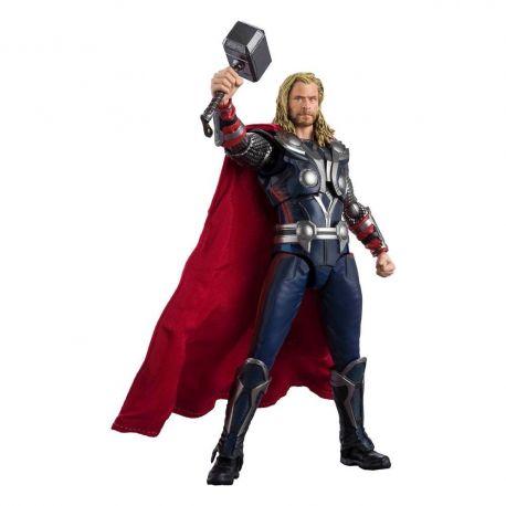 Avengers figurine S.H. Figuarts Thor (Avengers Assemble Edition) Bandai Tamashii Nations