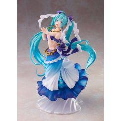Vocaloid statuette Princess AMP Hatsune Miku Mermaid Ver. Taito Prize
