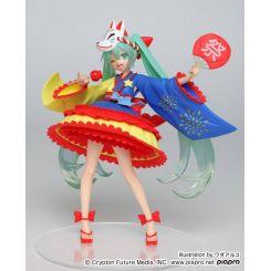 Vocaloid statuette Hatsune Miku 2nd Season Summer Ver. Taito Prize