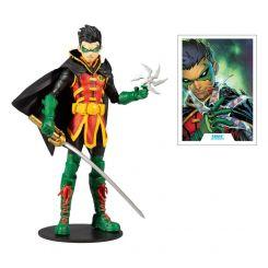 DC Multiverse figurine Damian Wayne As Robin McFarlane Toys