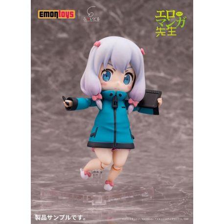 Eromanga Sensei figurine Faidoll Sagiri Izumi Vol. 1 Emon Toys